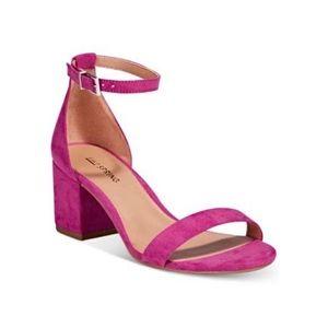 NEW Call It Spring Stangarone Block Heel Sandal 6